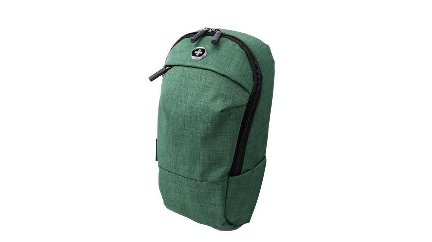 SWISSDIGITAL Body Bag dunkelgruen