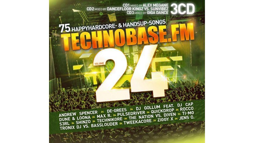 TechnoBase FM Vol 24