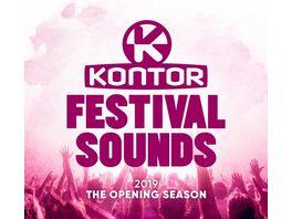 Kontor Festival Sounds 2019 The Opening Season