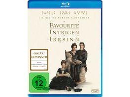 The Favourite Intrigen und Irrsinn