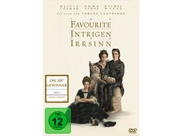 The Favourite Intrigen und Irrsinn