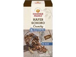 HAMMERMUeHLE Bio Hafer Schoko Crunchy