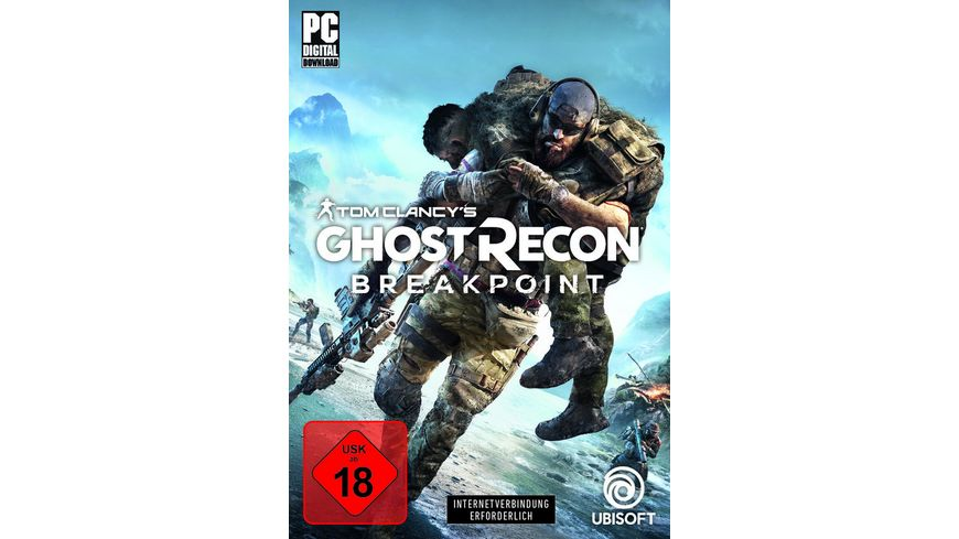 Tom Clancy s Ghost Recon Breakpoint CIAB