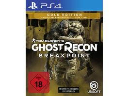 Tom Clancy s Ghost Recon Breakpoint Gold Edit