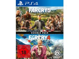 Far Cry 4 Far Cry 5 Double Pack