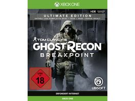 Tom Clancy s Ghost Recon Breakpoint Ultimate