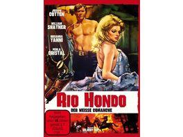 Rio Hondo Der Weisse Comanche
