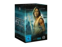 Hercules The legendary journeys Die komplette Serie mit 34 DVDs Booklet und Schuber