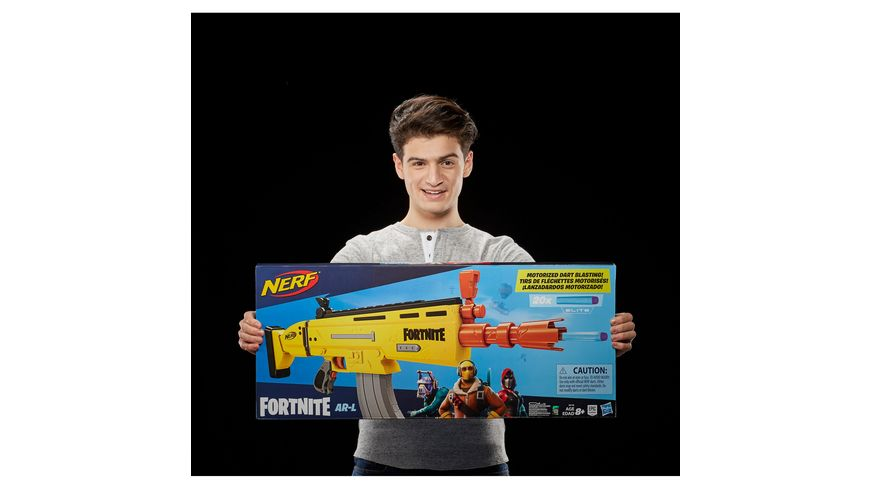 Hasbro Nerf Elite Fortnite AR L Blaster