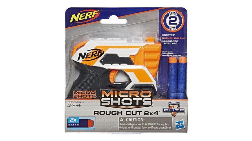 Hasbro Nerf MicroShots 1 Stueck sortiert