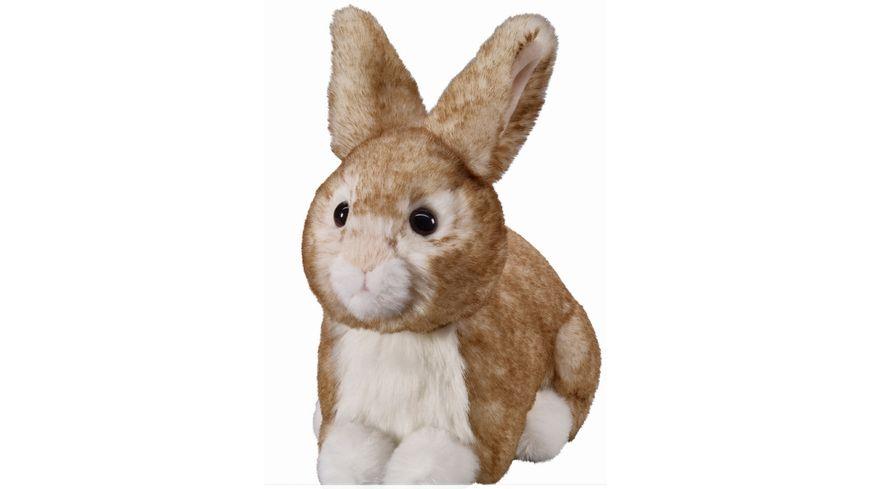 Bauer Deine Tiere mit Herz Super Soft Hase braun 18cm liegend