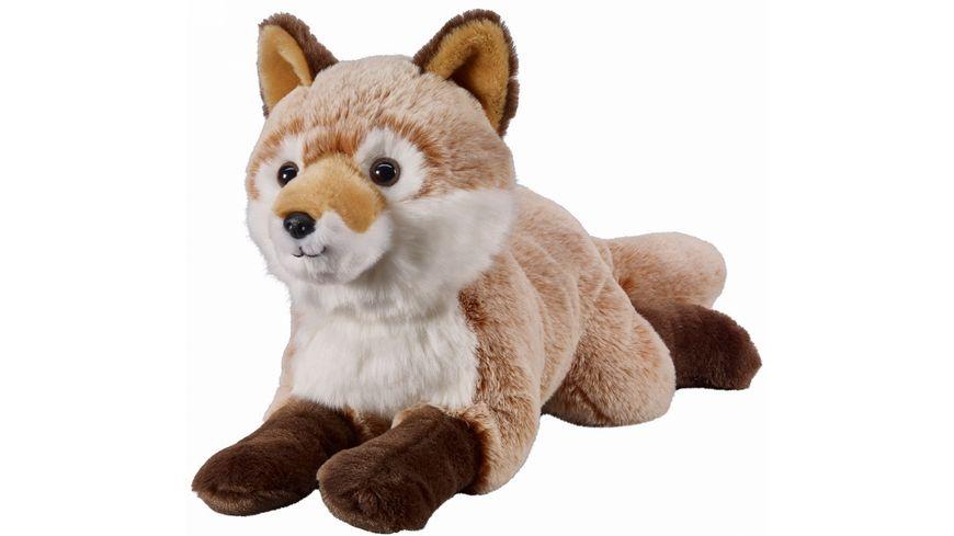 Bauer Deine Tiere mit Herz Super Soft Fuchs 25cm liegend