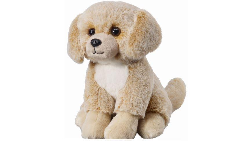 Bauer Deine Tiere mit Herz Super Soft Labrador 18cm sitzend
