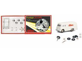 Schuco MHI Modelle Der kleine Lieferwagen Monteur Mercedes Benz L319 Piccolo Montagekasten