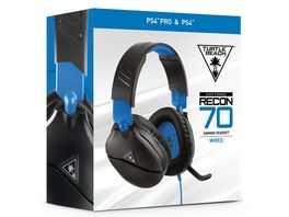 Turtle Beach Recon 70P Headset schwarz