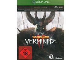 Warhammer Vermintide II Deluxe Edition