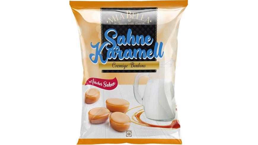 MIA BELLA Sahne Caramel Bonbons