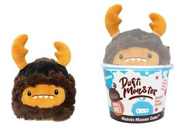 Joy Toy Duftimals Melvin Moose Cake Pluesch mit Duft