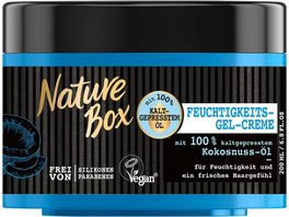 Nature Box Kur Feuchtigkeits Gel Creme Kokosnuss Oel