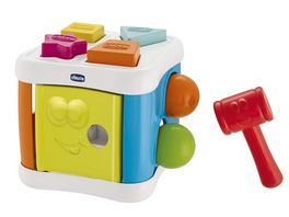 Chicco Chicco 2 in 1 Sortier und Schlag Wuerfel