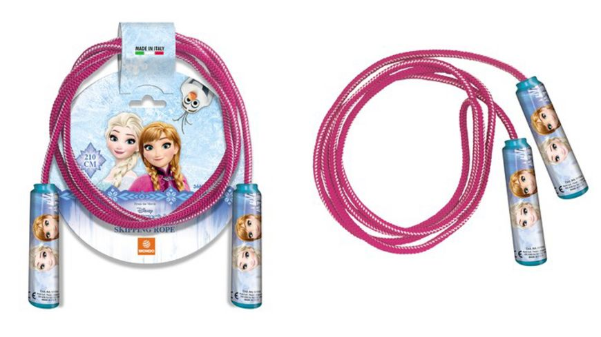 Mondo Disney Frozen Springseil