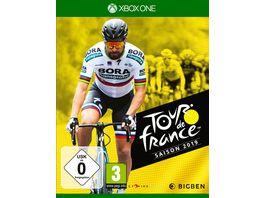 Tour de France Saison 2019