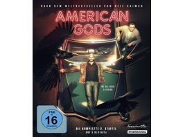 American Gods Collector s Edition 2 Staffel 3 BRs