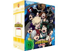 My Hero Academia 2 Staffel DVD 1 mit Sammelschuber Limited Edition
