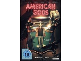 American Gods Collector s Edition 2 Staffel