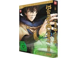 Black Clover Blu ray 2 Episoden 11 19 2 Blu rays