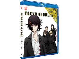 Tokyo Ghoul re 3 Staffel Blu ray 3