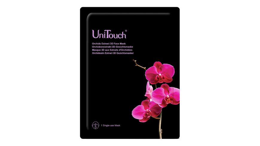 DR GRANDEL Uni Touch Orchideenextrakt 3D Gesichtsmaske