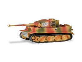 Herpa 746441 Kampfpanzer Tiger letzte Version Panzer Abt 101 Normandie Juni 1944 Fighting tank Tiger