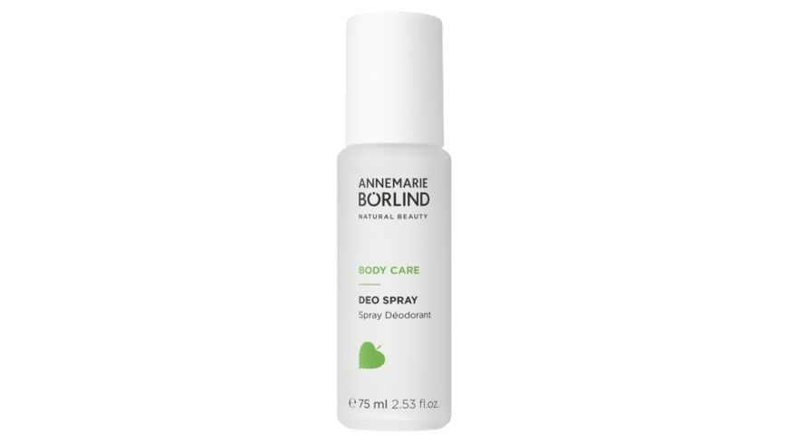 ANNEMARIE BOeRLIND BODY CARE Deo Spray