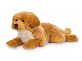 Teddy Hermann Plueschtier Golden Retriever bernsteinfarben 60 cm