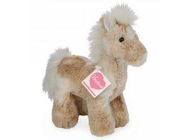 Teddy Hermann Plueschtier Pferd Ruby 25 cm