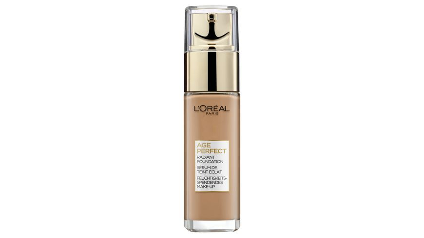 AGE PERFECT MAKE UP von L Oreal Paris Feuchtigkeitsspendendes Make Up
