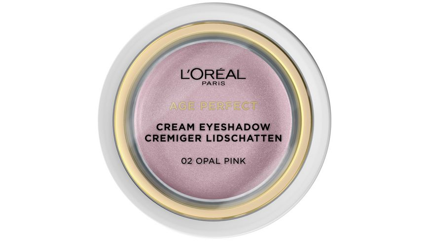 AGE PERFECT MAKE UP von L Oreal Paris Cremiger Lidschatten