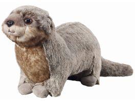 Bauer Deine Tiere mit Herz Super Soft Otter 27cm stehend