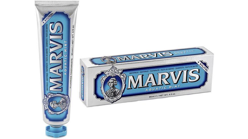 Marvis Acquatic Mint