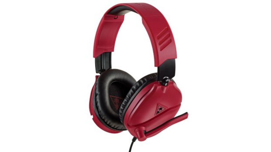 TURTLE BEACH Over Ear Stereo Gaming Headset Recon 70N Rot