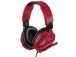 Hama Over Ear Stereo Gaming Headset Recon 70N Rot