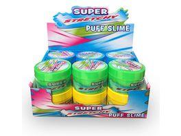Van Manen Super Stretchy Puff Slime 1 Stueck sortiert