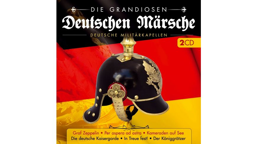 Die grandiosen deutschen Maersche