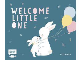 Welcome Little One Babyalbum
