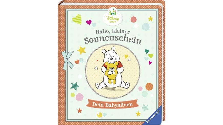 Disney Baby Hallo kleiner Sonnenschein Dein Babyalbum