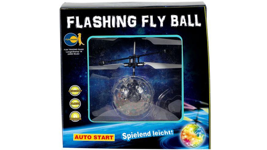 Fun Trading Flashing Fly Ball Crystal