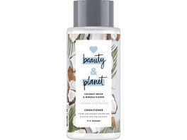 LOVE beauty AND planet Volume Bounty Conditioner Coconut Water Mimosa Flower