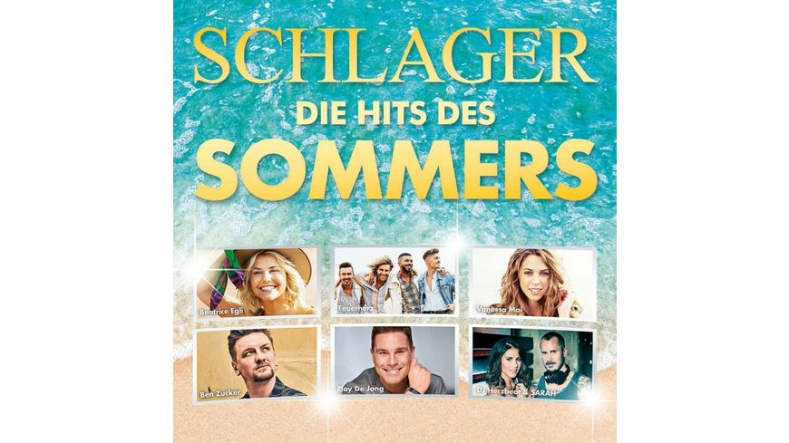 Schlager Die Hits Des Sommers