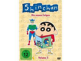 SHIN CHAN Die neuen Folgen Vol 3